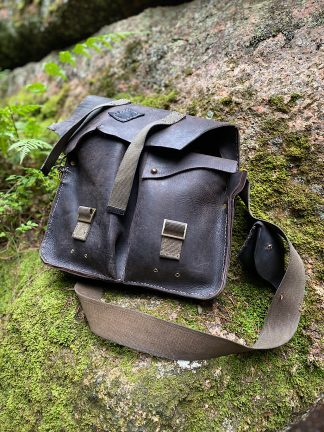 Leather Satchel or Shoulder Bag