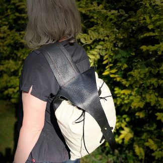 Starbuck crossbody backpack from The Greenland Fishery Project