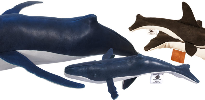 The new generation of leather whales from The Greenland Fishery Project