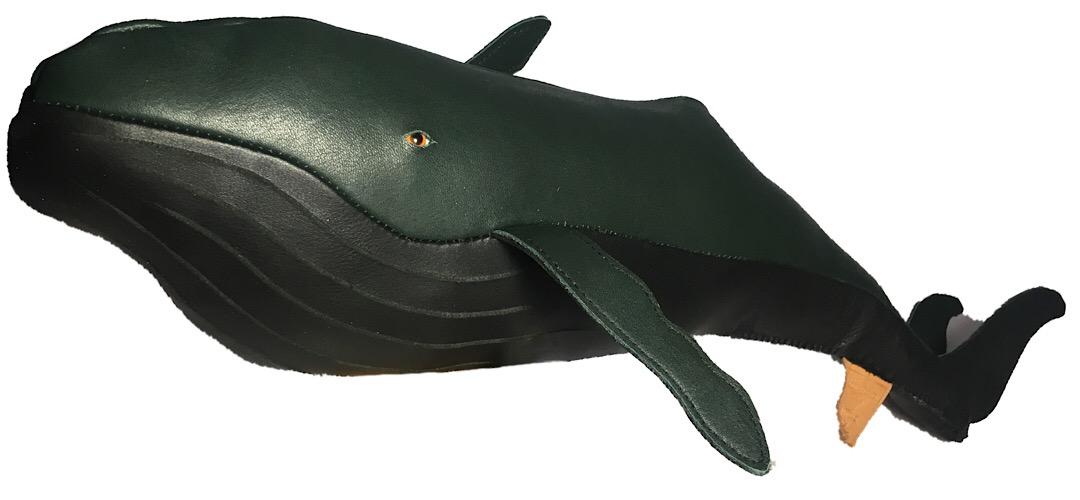 GFP Humpback Half-Sized