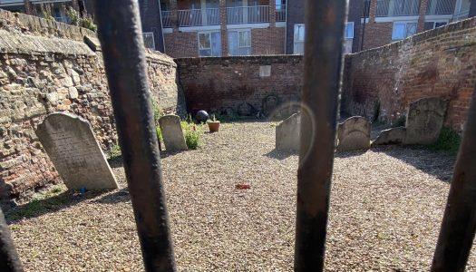 Jew's Cemetery